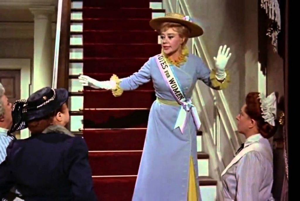 Mary Poppins Winifred